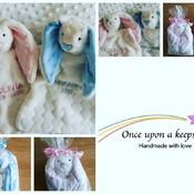 Comfort Bunny Blanket