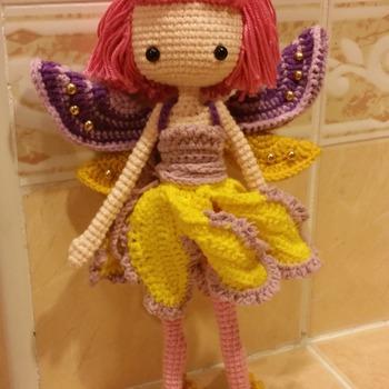 Crochet - Fairy