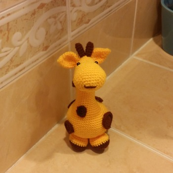 Crochet - Kangaroo