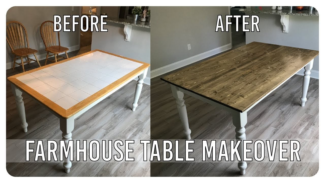 Diy dining table makeover - High Quality Dining Room Table Diy Diy Dining Room Table Makeover Farmhouse Edition