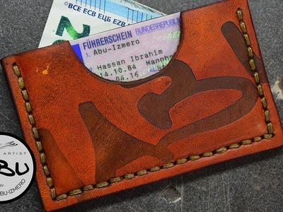 DIY \\ Mini Leather Wallet