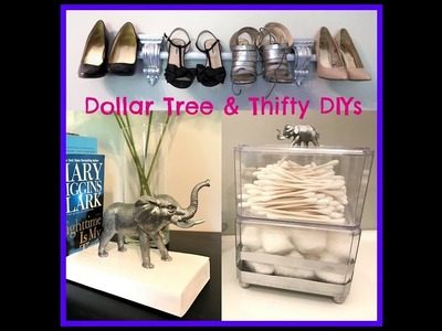 Dollar Tree and Thift Store DIY Kate Spade Organizer