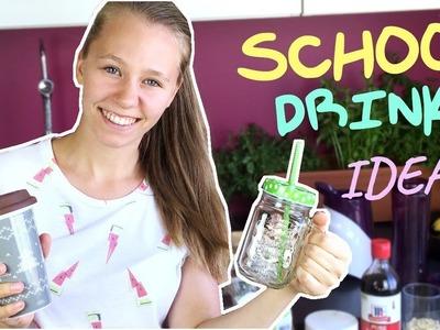 HEALTHY SCHOOL DRINKS IDEAS! ☕️????????EASY DIY RECIPES