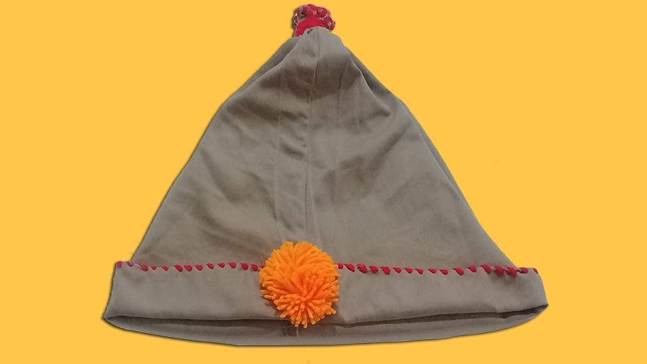How to make a Hat Using old clothes | DIY hat By Amazing Life Hacks Tricks