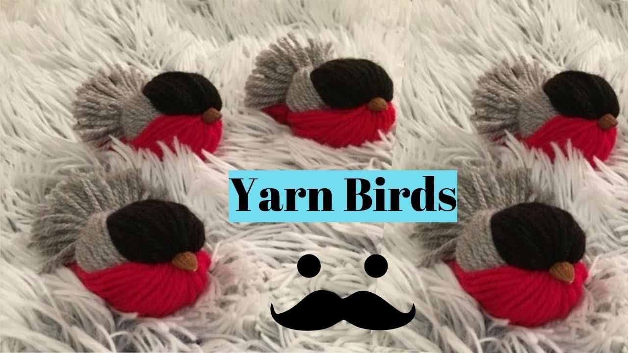 yarn clippings for birds - 1280×720