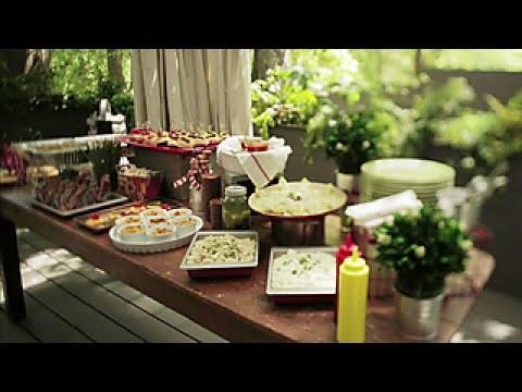 Summer Party Ideas: Backyard BBQ - DIY Network