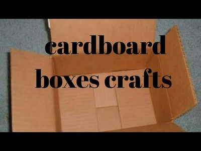 Wall hangings from cardboard.easy diy for your home decoration.best out of waste????????????