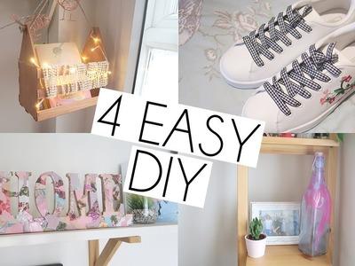 4 EASY POUNDLAND DIY IDEAS | Paige Joanna