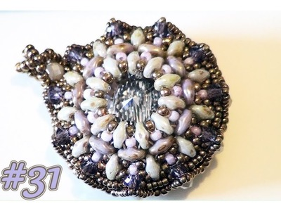 Bead Chat #31 - Let's take a closer look to the pendant - The tripod is arrived!!!