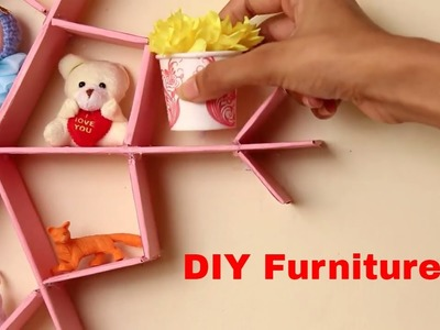 DIY Creative  Furniture Idea || Room Decoration Idea Handmad