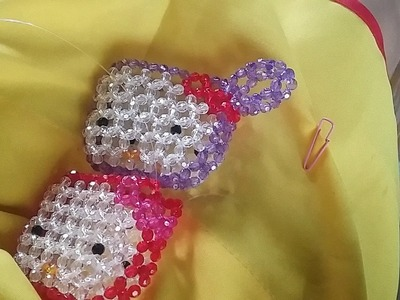 How to Bead a Hello Kitty Wallet Part 3
