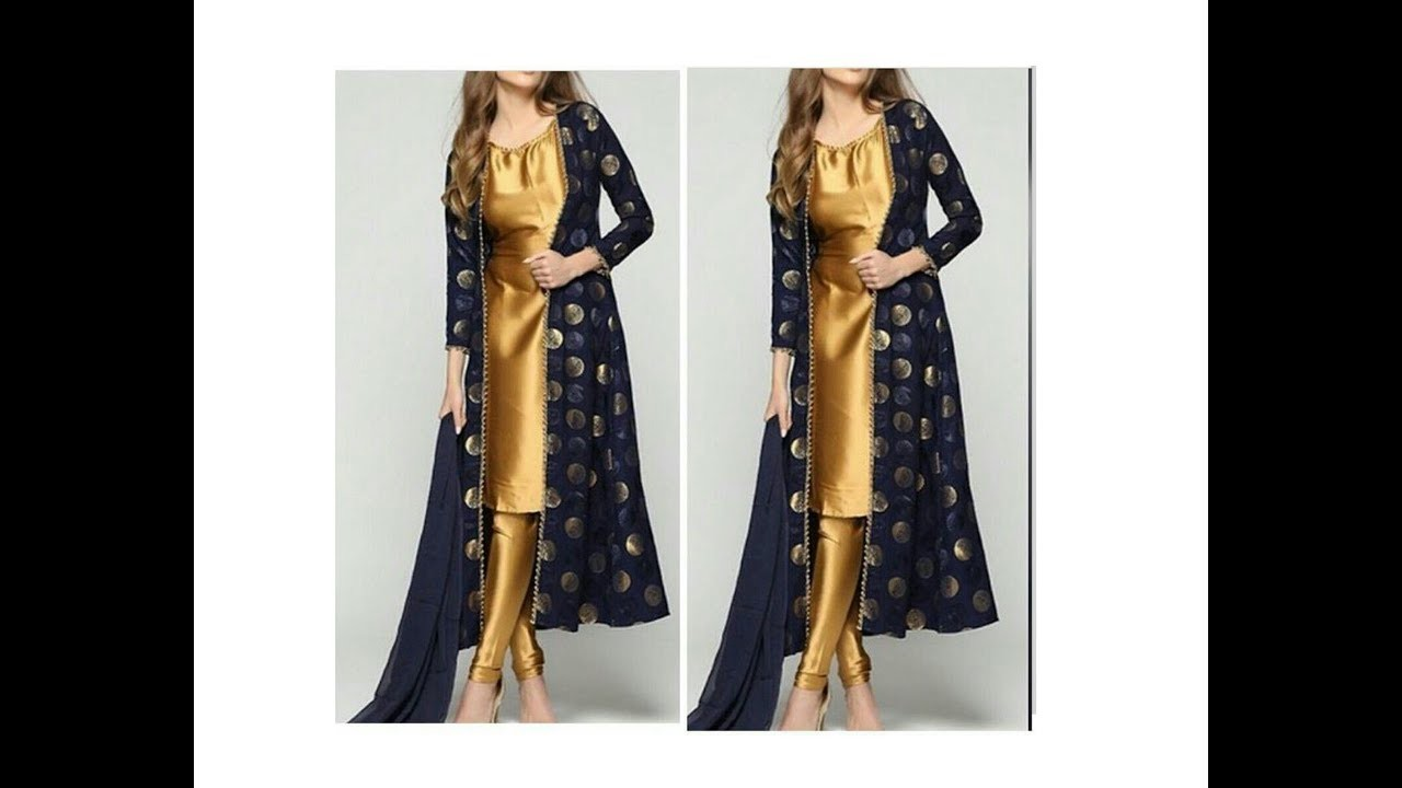 c0fe75a3cd4b Making of Front Open Double Shirt Dress