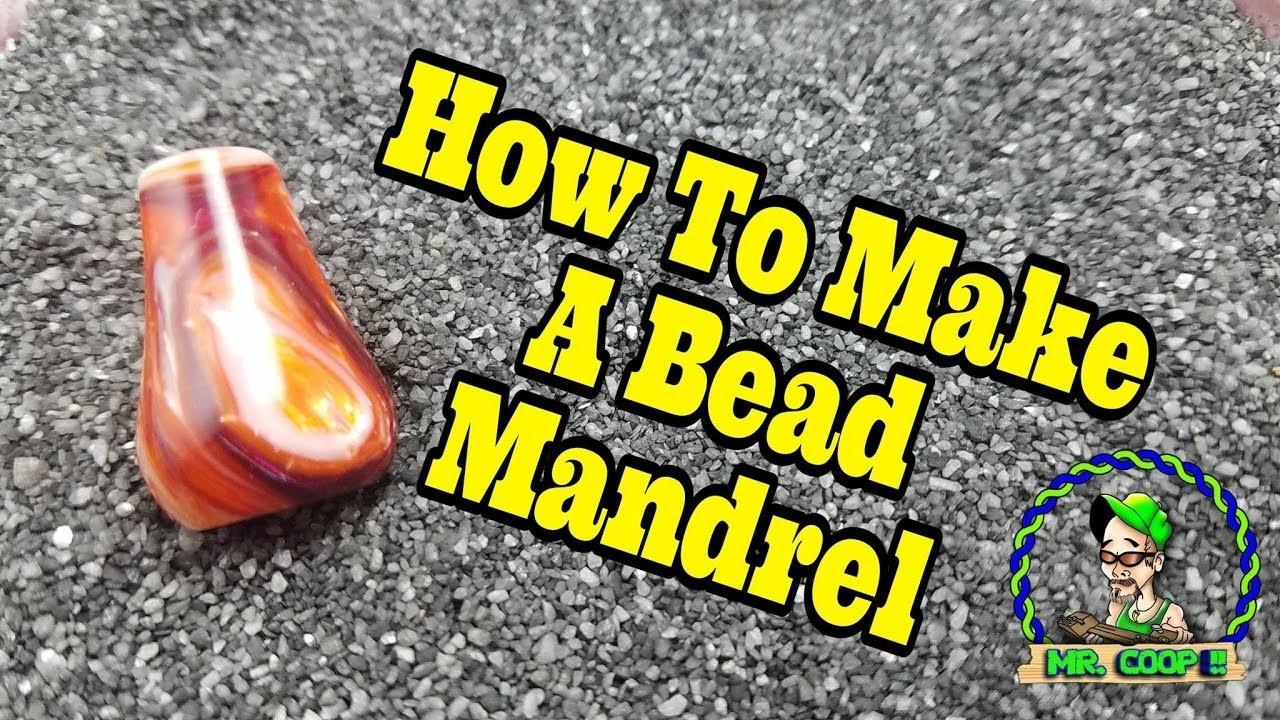 Paracord How To Make A Lanyard Bead Mandrel