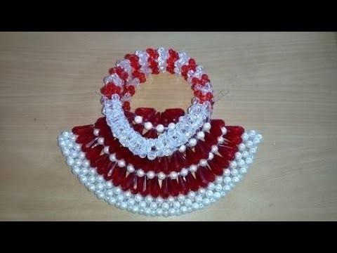 Pearl Beaded Clutch - DIY