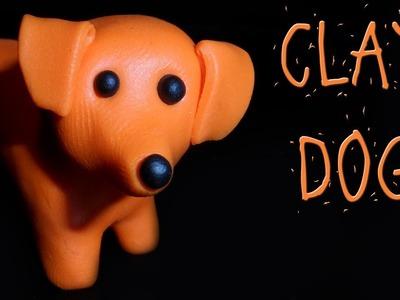 POLYMER CLAY DOG (DACHSHUND) – TUTORIAL