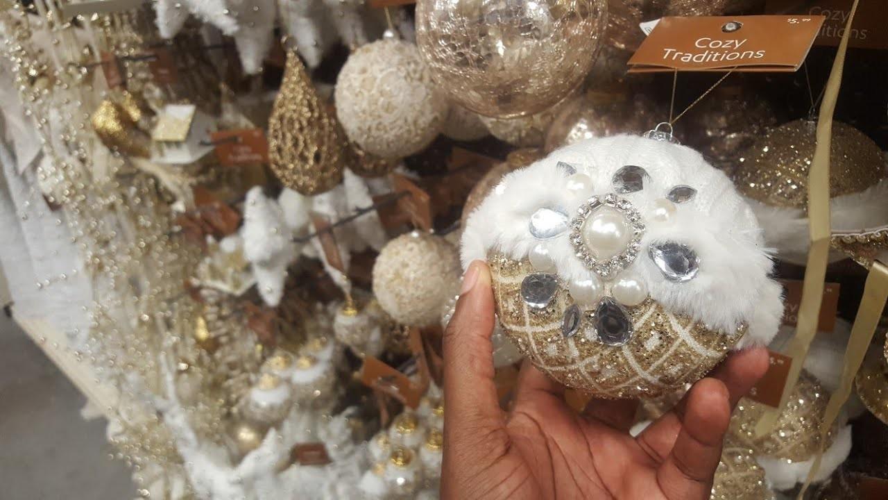 SHOP WITH ME   PART 2, AT HOME   FALL SEPTEMBER 2017   CHRISTMAS HOME DECOR IDEAS   VLOG   WALK THRU