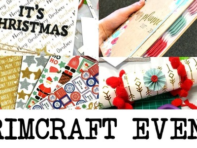 Trimcraft Christmas Bloggers Day Event! 2017 | MyGreenCow