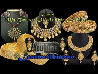 How To Set Up Artificial Jewelry  Home Industry Episode 01 Part 01 In Urdu.Hindi