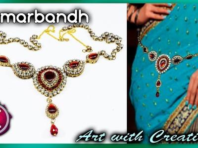 Jewelry | Waist Chain | Kamarbandh | Oxy jewelry | Bridal Jewelry making | Art with Creativity 260