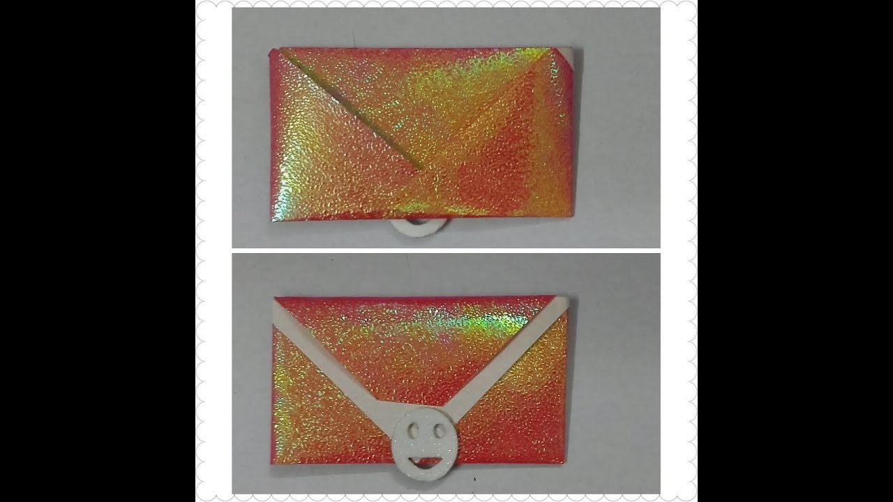 Origami-Fancy Envelope - photo#2