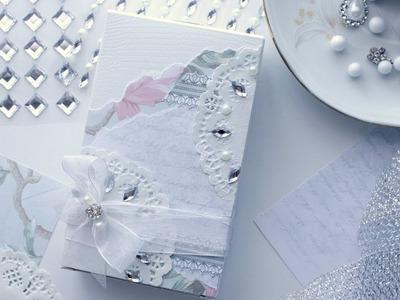 Perfume box upcycling Inspiration   DIY gift box, Watch&relax