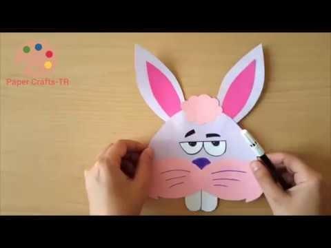 Rabbit Craft For Kids