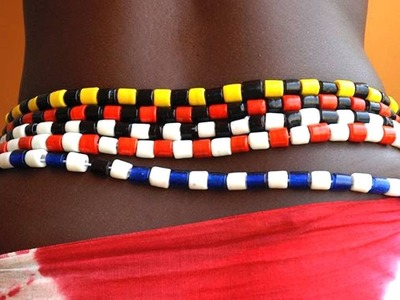 The Amazing Power Of African Beads