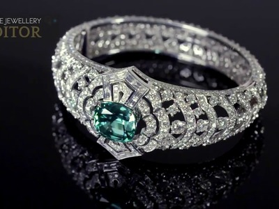 Tourmalines  a lesson in colour with Louis Vuitton - Jewelry luxury collection