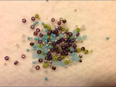 Video#1 What To Know About Seed Beads