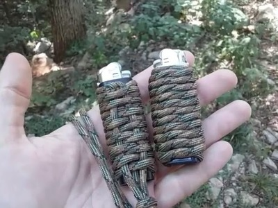 Your Survival Lighter - Fire with a Twist !!! ☆ A Survival (DIY) Quick Tip ☆