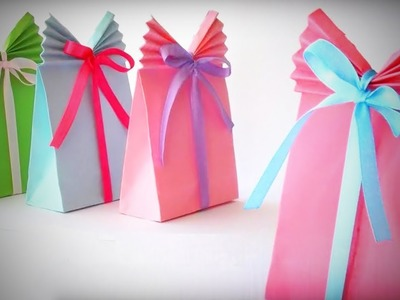 DIY Paper bags ✨ Making Your Own Paper Bags At Home [Life Hacks]