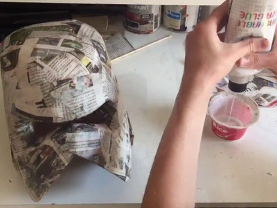 DIY: Star Wars Kylo Ren helmet part 2: Free Templates