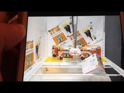 How I win the figurines box at Toreba online UFO catcher tutorial