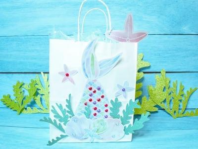 Mermaid DIY Gift Bag