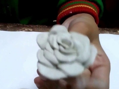 Shilpkar Clay Art Flower Making Tutorial | How to Make Clay Flowers Easy at Home step by step