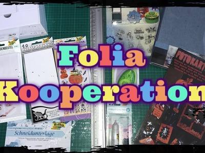 *** Unboxing *** Folia Kooperation !!DANKE!! #maxbringmann, basteln mit Papier, Scrapbooking, DIY