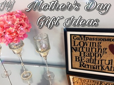 DIY | Dollar Tree | 2 Inexpensive Mother's Day Gift Ideas | collab