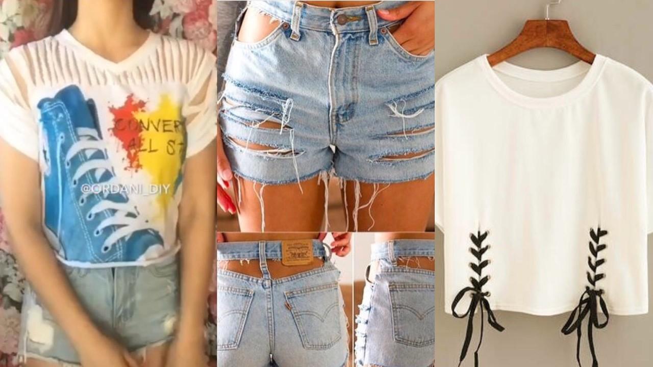 DIY: Fashion hacks , Super Easy !!, ORDANI DIY