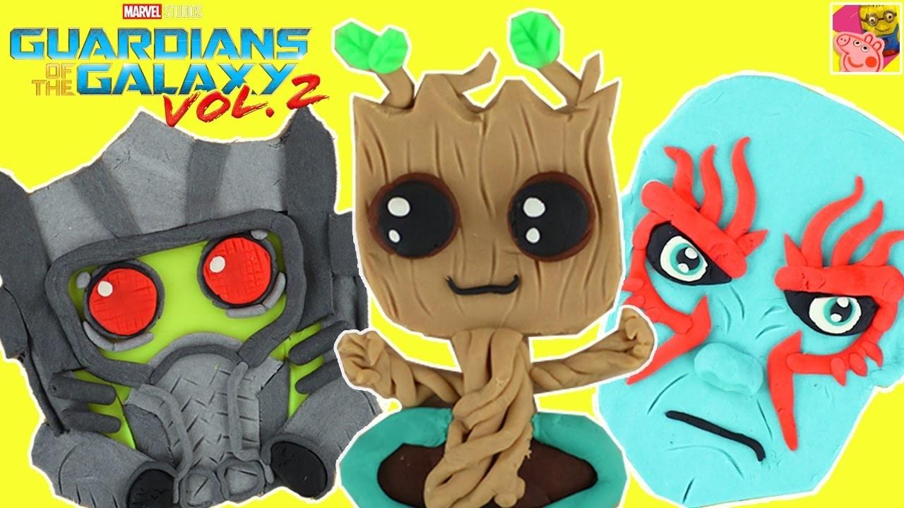 Guardians Of The Galaxy  Tea Room