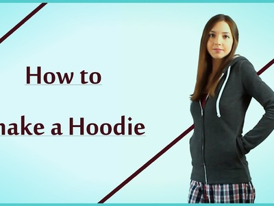 DIY Hoodie with Hidden Pockets | Sew & Wear ep. 5