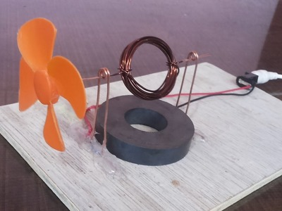DIY - How To Make a Homopolar Motor