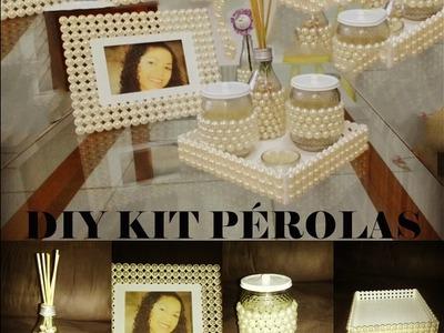 DIY - Kit pérolas