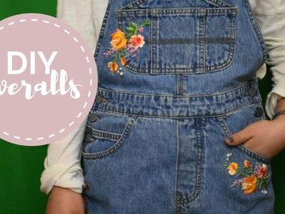 DIY Overall Shorts for Summer! Fashion Revolution #Haulternative