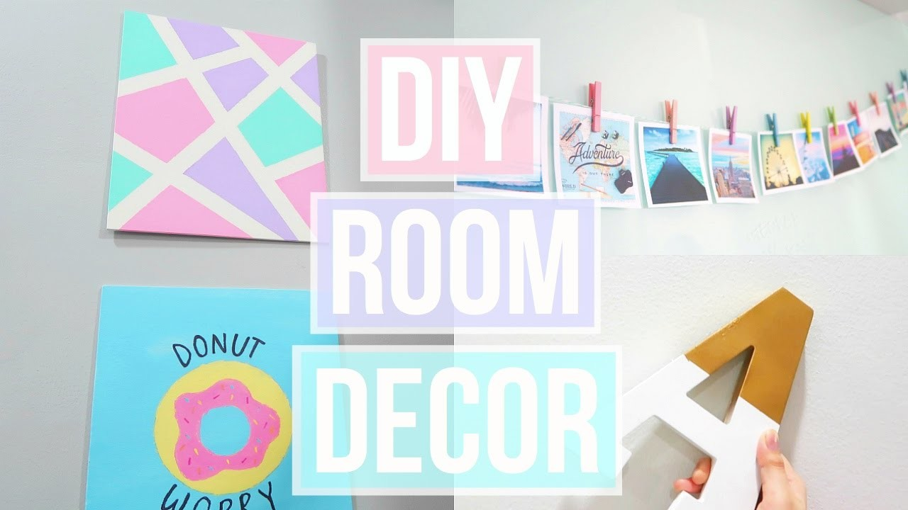 diy room decor 2017 jacey