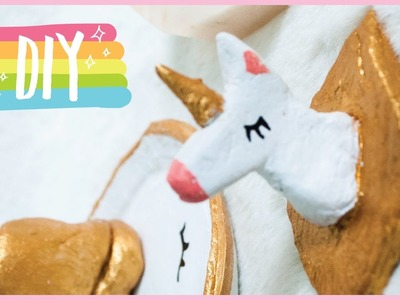 DIY Unicorn Air Dry Clay and more!
