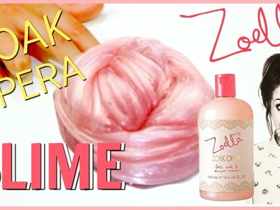 DIY ZOELLA SLIME - Zoella Inspired Slime!