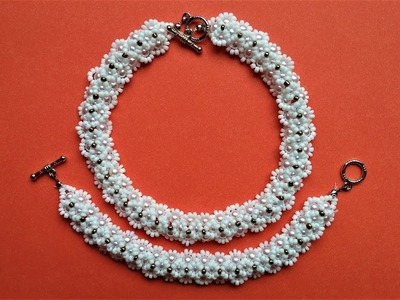 Handmade Bridal Jewelry: Making Projects for Beautiful Wedding Jewelry Idea