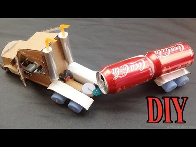 How To Make An Electric Truck DIY At Home - Awesome Powered Truck Very Easy