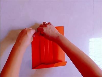 How to make handmade envelope tutorial