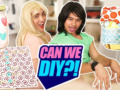 MOTHERS DAY GIFTS?! | CAN WE DIY?! (ft Gretchen and Tiffany)